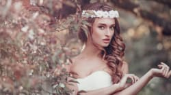 Summer's Most Glamorous Bridal Hair And Beauty