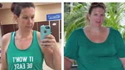 This Edmonton Mom Of 4 Dropped 142 Pounds For Her