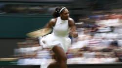 Serena Williams hésitante à son premier match à