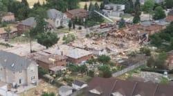 Un mort et plusieurs blessés par une explosion à Mississauga