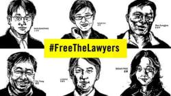 あなたの力で、中国の人権派弁護士たちに自由を!