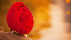 Sikh Man Uses Turban To Save Swimmer In