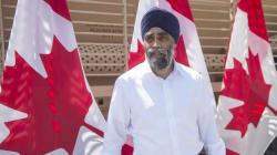 Canada To Lead NATO Battle Group, Sajjan