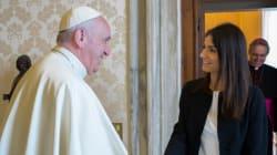 Raggi porta periferie, disagio e anche Imu sul tavolo del Papa (di G.