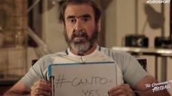 Eric Cantona candidat au poste de sélectionneur de