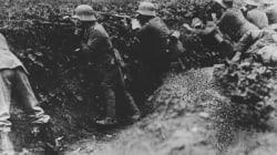 Cent ans de la bataille de la Somme: hommage au Régiment de