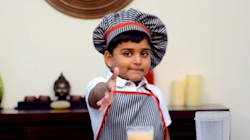 Ce YouTubeur de 6 ans cartonne avec ses recettes de