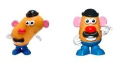Un Monsieur Patate déformé pour encourager les enfants à aimer la nourriture