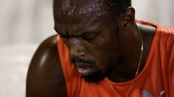 Athlétisme: Bolt, blessé et forfait pour la finale du 100 m des sélections
