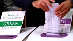 Les Australiens ont voté à l'occasion de législatives