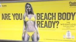 Após movimento, metrô de Londres proíbe propagandas com 'pessoas