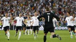 Les buts et les incroyables tirs au but qui ont vu l'Allemagne