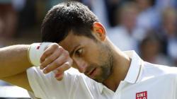ジョコビッチ、まさかの敗退 3連覇逃した王者の言葉は【テニス・ウィンブルドン】