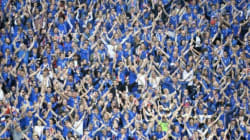 El espectacular vídeo de la afición de Islandia apoyando a su