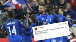 La victoire française fait pleurer de rage les fans