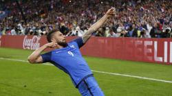 Regardez les 7 buts de France -