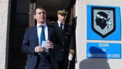 Prisonniers politiques, nationalisme... les dossiers chauds qui attendent Valls en visite en
