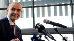 Alabanzas al presidente de Islandia por ver ASÍ el partido de su