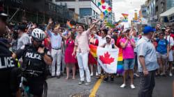 Justin Trudeau a enflammé la Gay Pride