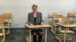 Lady Gaga a enfin son permis et sa réaction est la même que la
