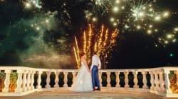 13 photos de mariages pour le moins...
