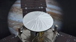 La sonde Juno réussit à se placer en orbite autour de