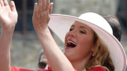 Sophie Grégoire Is A 'Lady In Red' For Canada Day