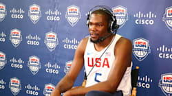 NBA : Voici où Kevin Durant continuera sa
