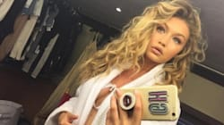 14 Models You Need To Be Following On Snapchat Right