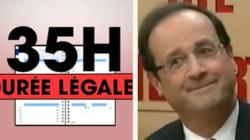 Quand François Hollande ne voulait pas