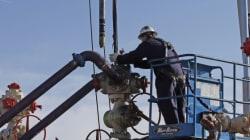 Fuite d'un puits de gaz de schiste: des