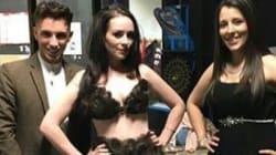 Elle veut surpasser la robe viande de Lady Gaga avec une robe en... poils pubiens