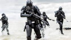 Les «death troopers», de nouveaux soldats impériaux dans «Rogue
