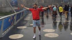 Ce supporter voulait rester en France pour Portugal-Pays de Galles, voici comment il a convaincu son