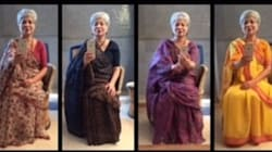 PHOTOS: Laila Tyabji Wears Cotton Saris For A Month, Shows How Fabulous They