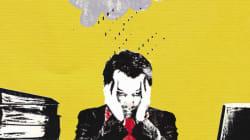 Como saber se um(a) colega de trabalho está deprimido(a) e como