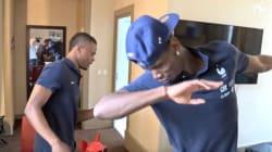 Pogba danse avec Evra (et on vous donne leur playlist de