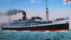 El hundimiento del 'Titanic
