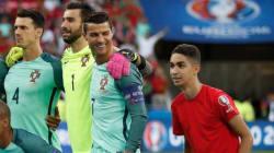 Il réussit à faire un selfie avec Ronaldo à quelques secondes du