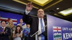 Jason Kenney Officially Seeks To Unite Alberta's
