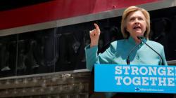 Pas d'inculpation d'Hillary Clinton pour ses