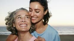 L'ADN de la mère jouerait un rôle important dans le fait de vieillir en bonne