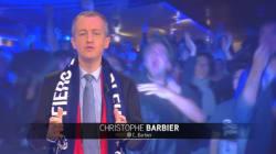 Pour France-Allemagne, Christophe Barbier change