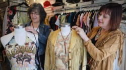 Calgary Stampede-Goers Find Western Style On A