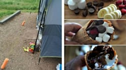 12 Easy Hacks To Make Camping With Kids A Walk In The
