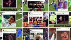 Le match France-Allemagne mérite d'être revu depuis les réseaux sociaux
