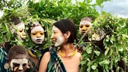 「ずっと家に閉じこもっていた」写真家・ヨシダナギが、裸でアフリカをゆく理由