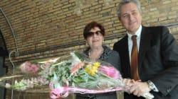 La vedova dell'ex sindaco comunista Petroselli: