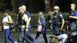 5 policiers tués pendant un rassemblement à
