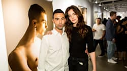 Styles de soirée: le lancement mode de FACES la nouvelle agence de mannequins